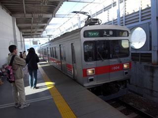 上田鉄道別所線