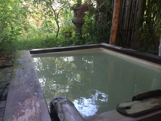 入浴した時の景色