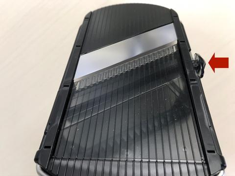2WAYに使えるスライサーのマイクロプレイン