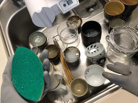 モノと収納の見直し~キッチン食器棚