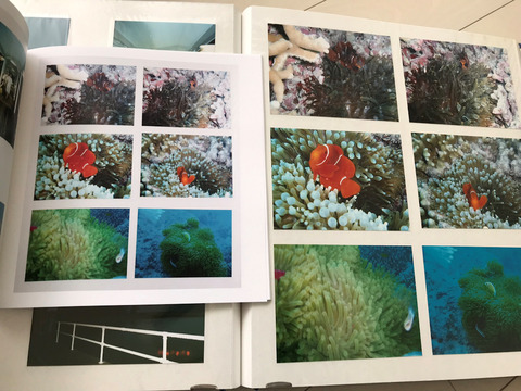 FUJIFILMの「写真アルバムスキャンサービス」