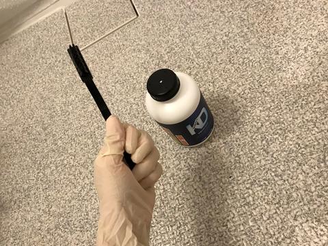 カビ取り剤の最終兵器