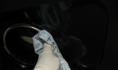 汚れ防止対策