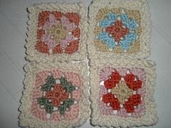モチーフ編み