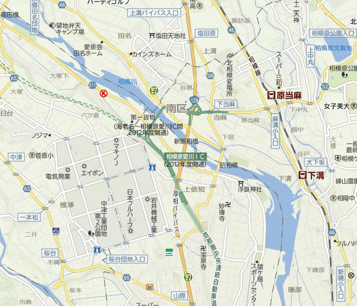 NEXCO中日本(中日本高速道路)は、圏央道(首都圏中央連絡自動車道)... 圏央道 海老名~愛