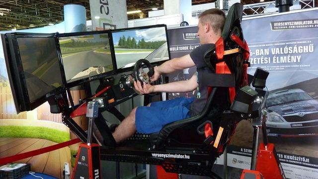モータースポーツ協会がレースゲームを正式なモータースポーツと認める