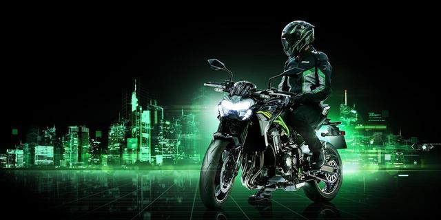 カワサキ 新型「Z900」 電子制御やLED化など進化した2020年モデル発表