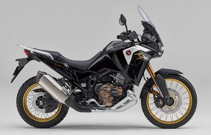 CRF1100L Africa Twin AS ES DCT(ダークネスブラックメタリック)