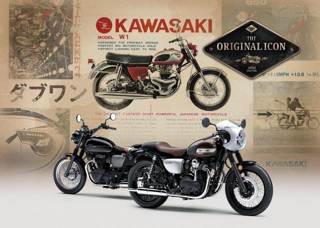 2019_Kawasaki_W800