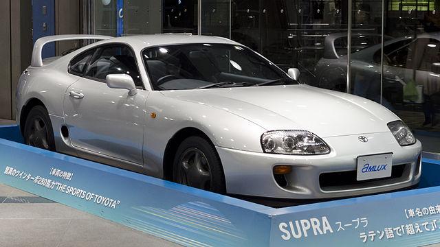 スープラ JZA80型