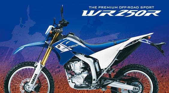 WR250R