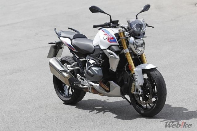 BMW 新型「R 1250 R/RS」を発売 新開発の水冷2気筒水平対向ボクサーエンジンを搭載
