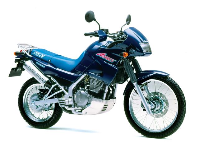 KLE250アネーロ