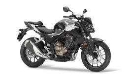 ホンダ 新型「CB500F」「CBR500R」「CB500X」発表。日本では「CBR400R」「400X」として発売予定