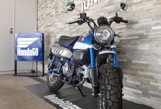 二輪離れに歯止めを ホンダ、鎌倉でバイクの無料レンタルサービス モンキー125やクロスカブなど
