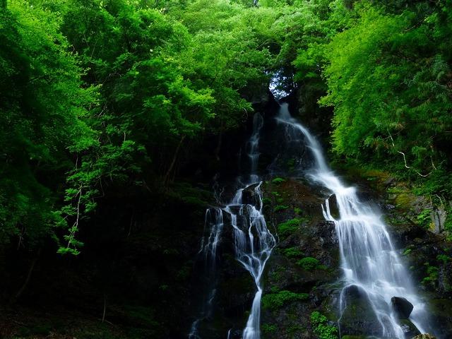 紀伊半島の滝と清流の写真貼ってくで~