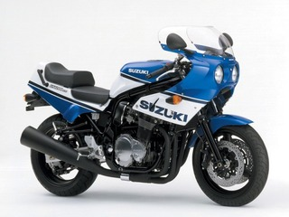 スズキGS1200SS