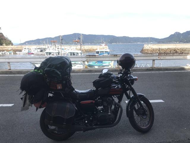 バイクで日本縦断中だけど質問ある? ‐広島→岡山編‐