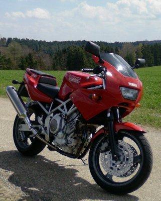 YamahaTRX