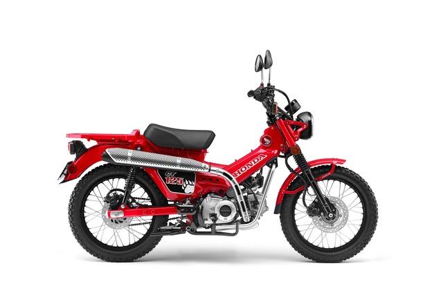 CT125ハンターカブ_東京MS2019出展モデル02