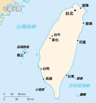 TaiPengKinMa_map