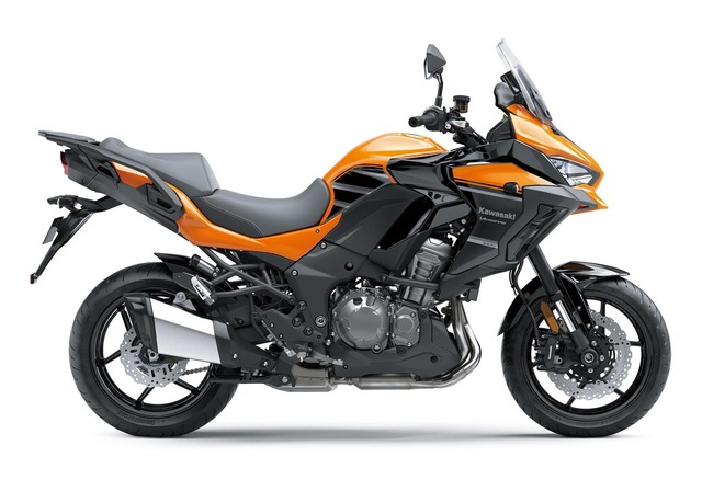 Versys1000_Candy Steel Furnace Orange Metallic Spark Black