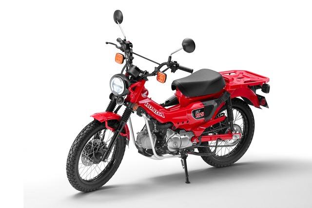 CT125ハンターカブ_東京MS2019出展モデル03