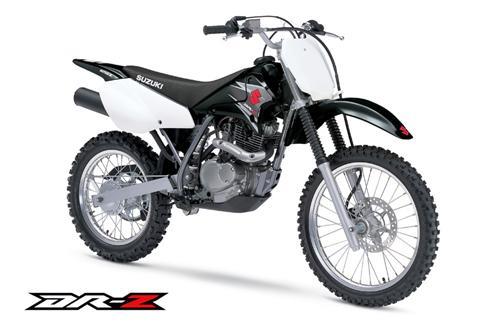 2007-Suzuki-DR-Z125Lb