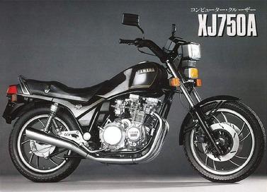 XJ750A