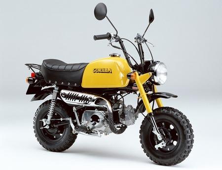 ゴリラ2004年モデル
