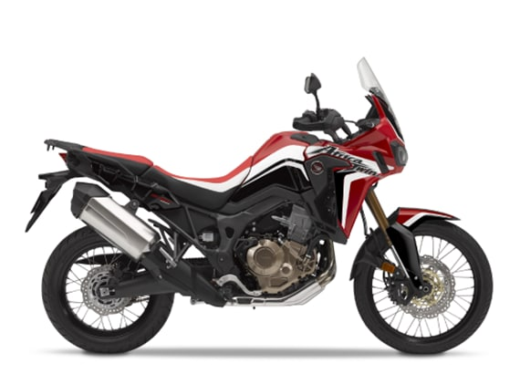 CRF1000L Africa Twin_2019_グランプリレッド