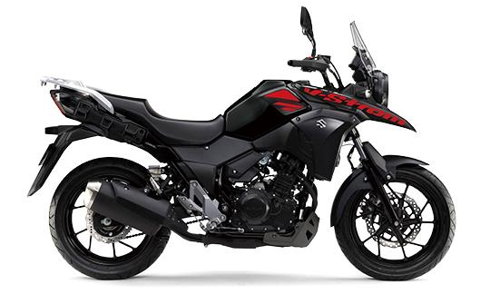 Vストローム250 ABS_2020_パールネブラーブラック