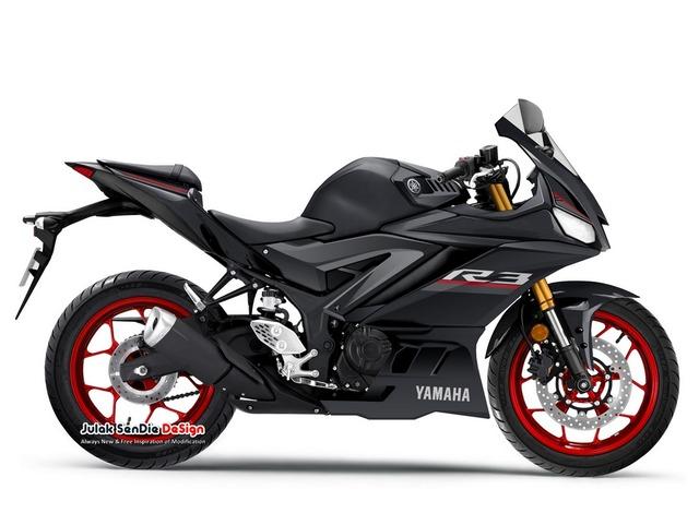 2019-Yamaha-R3-Black