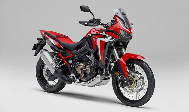 CRF1100L Africa Twin DCT(グランプリレッド)