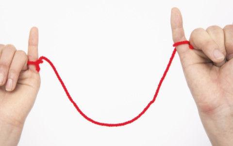 運命の赤い糸