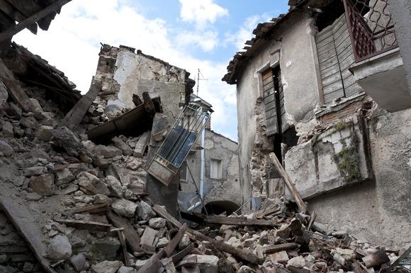 直下型地震