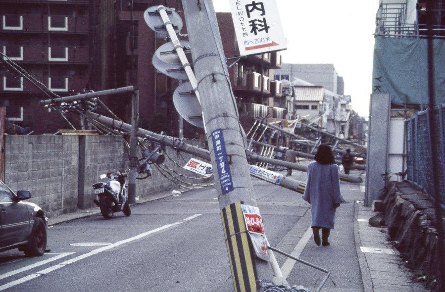 阪神淡路や東日本大震災、今回の北海道地震を経験した猛者(次に向う場所は静岡だった)