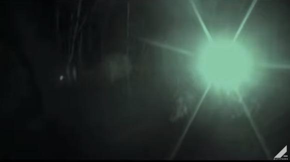 レンデルシャムの森UFO遭遇事件