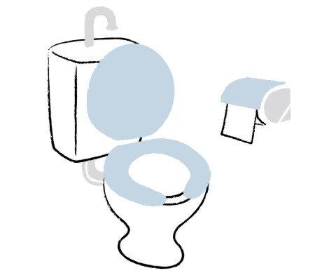 【潔癖症】公衆トイレのウォシュレットって使える?