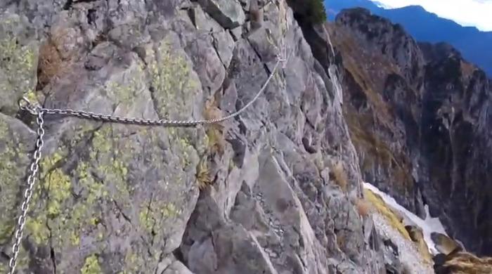 【登頂できた】剣岳で滑落死した19歳女性のご家族が遺体確認をTwitterで報告
