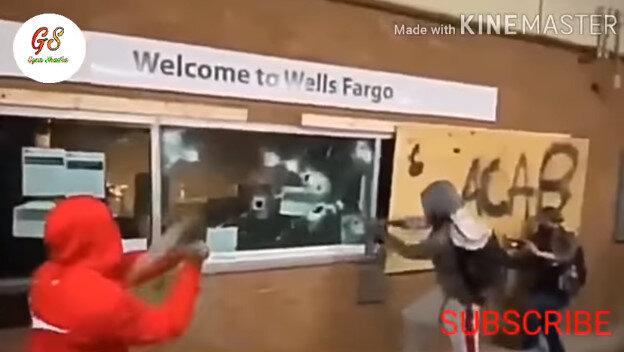 【ワロタ】黒人「人種差別をなくす為に銀行を襲って金を奪うゾ」