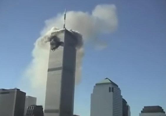 911でワールドトレードセンタービルから飛び降りた人たち