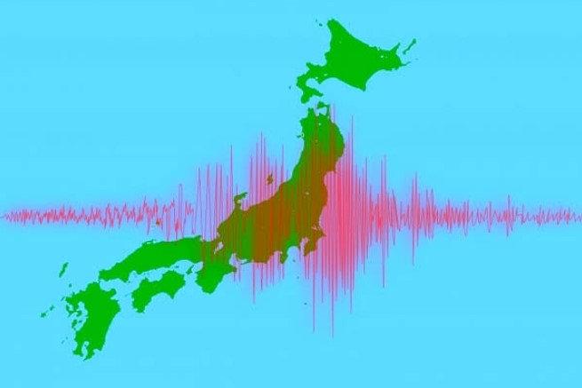 茨城県北部にてM52最大震度4の地震が発生