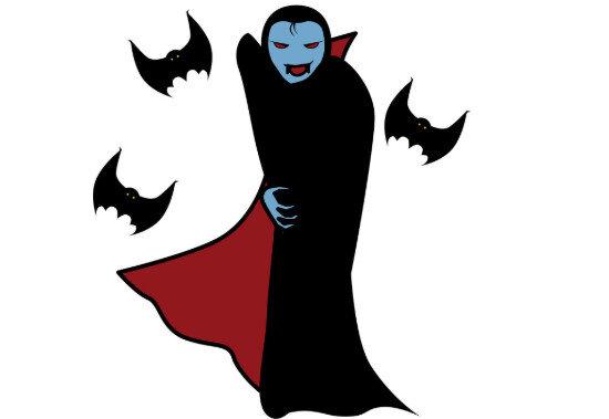 吸血鬼「いただきます」カプッ 男「あんっ…!」 吸血鬼「なにこれマッズ!よそ行くわ!」
