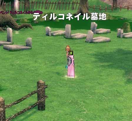 ティルコネイル墓地