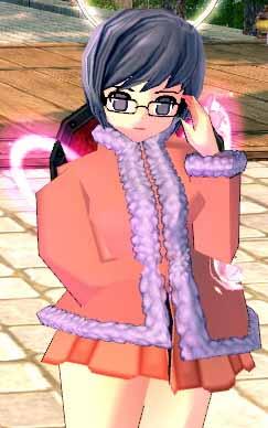 季鈴冬天使のコート