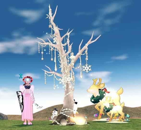 悪趣味な木