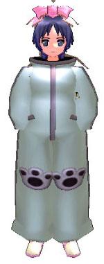 スペースキャットスーツ