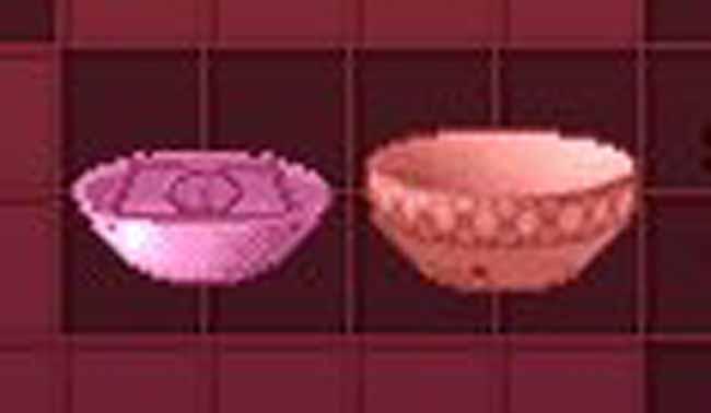 万能鍋とかき氷用の大きな器