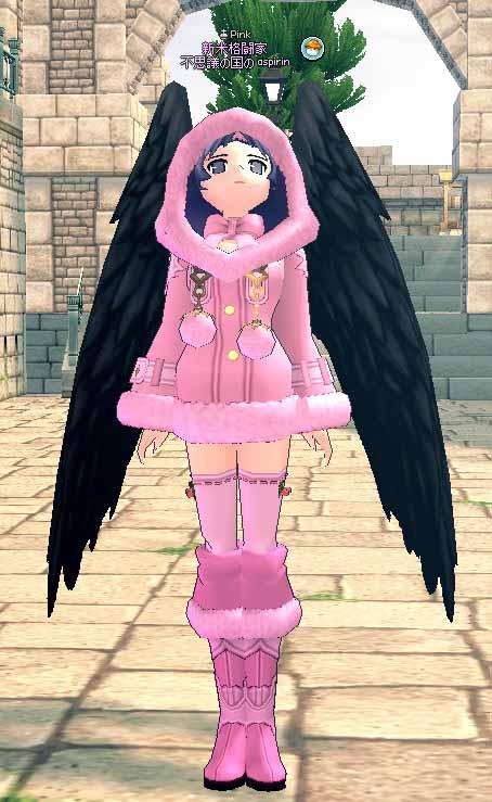 黒き天使の翼